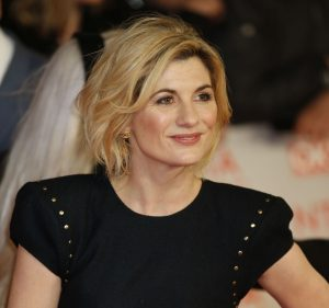 Jodie Whittaker espera que a primeira Doutora inspire as fãs da série