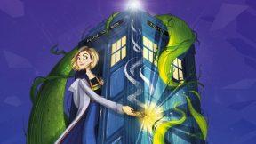 Novo livro infantil com a 13ª Doutora: The Secret in Vault 13