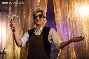 Episódio de estreia de Jodie Whittaker poderá ser assistido no Cinemark