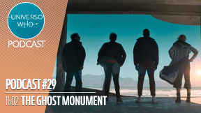 UWPodcast – #29 – The Ghost Monument