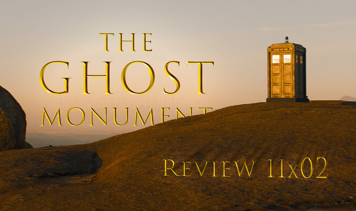 The Ghost Monument