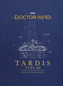 O livro perfeito para todos os fãs da TARDIS