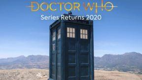 Nova temporada de Doctor Who só em 2020