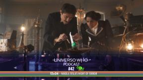 UWPodcast – #42 – 12×04 Nikola Tesla's Night of Terror