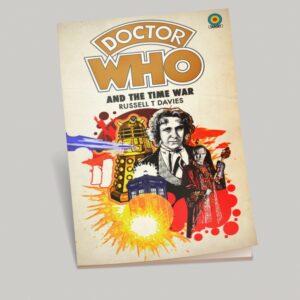 Read more about the article CONTO: Doctor Who e a Guerra do Tempo