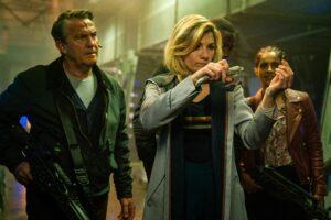 Read more about the article Chris Chibnall atualiza o status do episódio especial e filmagens da 13ª temporada