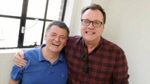 Read more about the article Uma conversa entre Russell T Davies e Steven Moffat