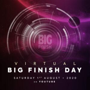 Read more about the article BIG FINISH: Produtora anuncia evento virtual para os fãs
