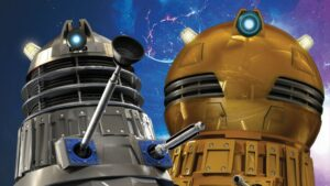 Read more about the article Time Lord Victorious: Reveladas figuras colecionáveis