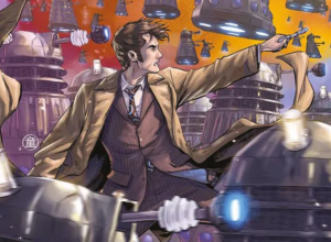 Read more about the article Como assistir o painel de Doctor Who: Time Lord Victorious na Comic-Con@Home