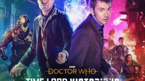 Time Lord Victorious: David Tennant e Paul McGann juntos em novo áudio drama