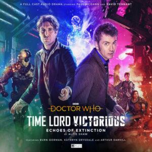 Read more about the article Time Lord Victorious: David Tennant e Paul McGann juntos em novo áudio drama