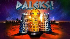 Time Lord Victorious: Série animada dos Daleks com lançamento previsto para primavera