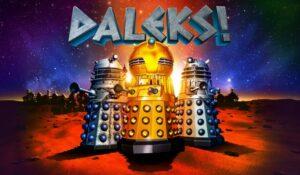 Read more about the article Confira o trailer da animação Daleks!
