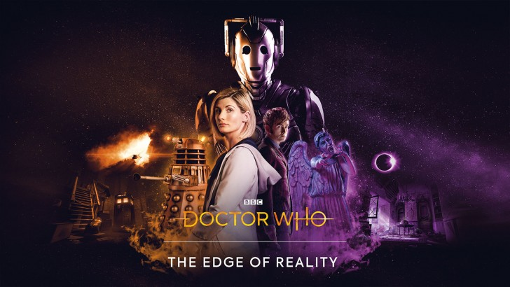 Doctor Who - The Edge of Reality