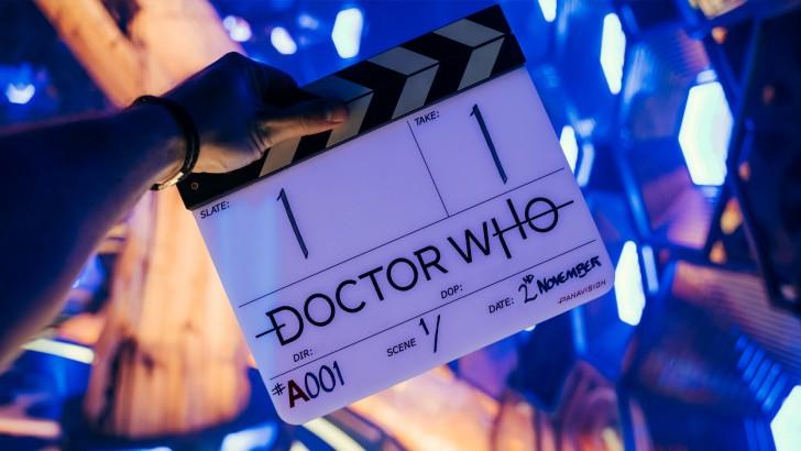 Filmagens de Doctor Who