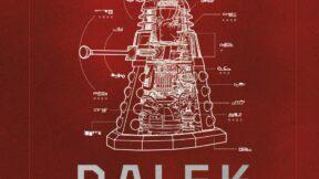 Manual de Treinamento de Combate Dalek já está em pré-venda