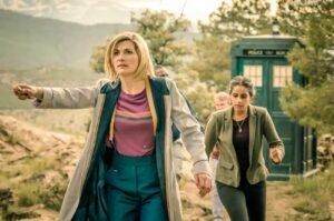 Read more about the article Chris Chibnall revela mais sobre a nova temporada de Doctor Who