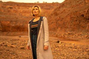 Read more about the article Jodie Whittaker fala sobre a décima segunda temporada